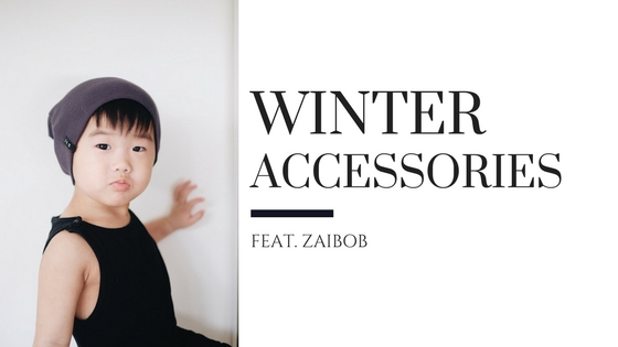 #THANKYOUPARTNER – ZAIBOB : KIDS WINTER MUST HAVE ACCESSORIES