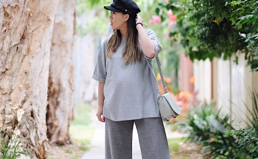 DRESS YOUR BUMP IN ALL ONECOLOR