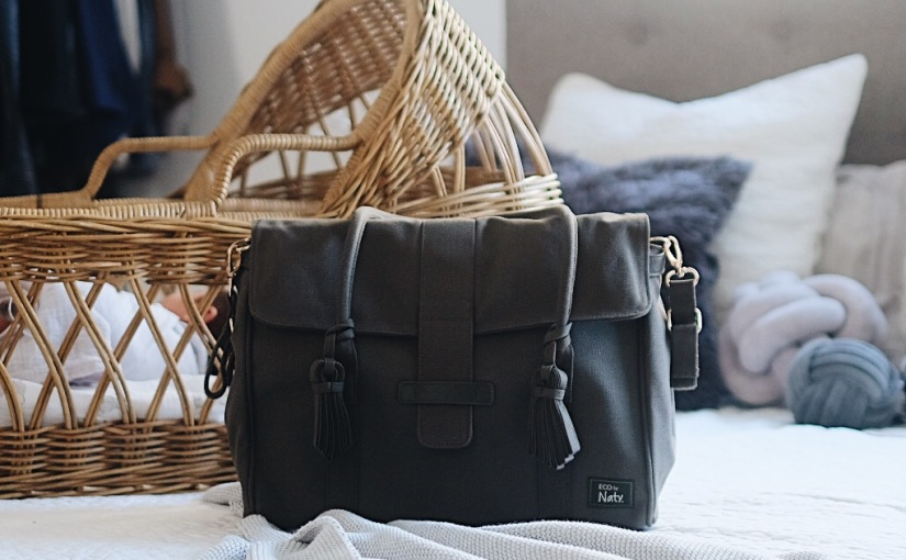 A GAME CHANGER DIAPER BAG REVIEW (PLUS MOTHER'S DAYGIVEAWAY)