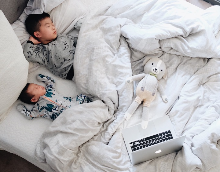 7 TIPS TO GET YOUR KIDS TO SLEEP ALONE